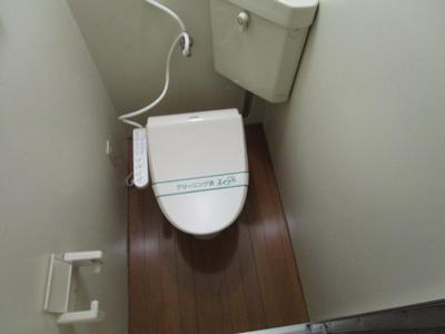 【トイレ】ミルディエス新坂町