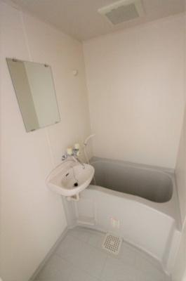 【浴室】ミルディエス新坂町