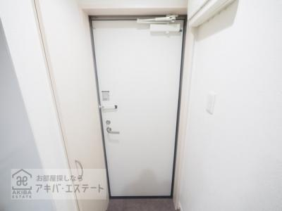 【玄関】サヴォイ北千住