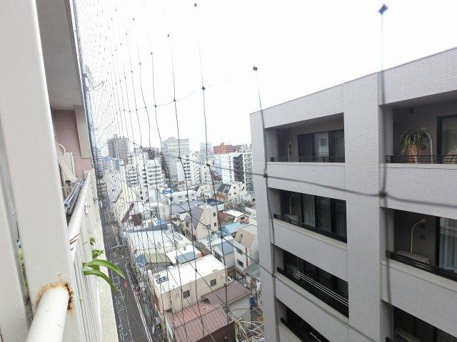 11階部分からの眺望です。