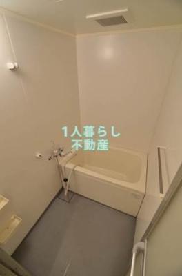 バストイレは別でゆったりとできます