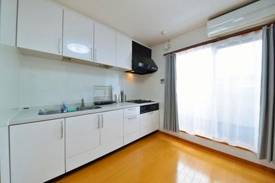 【キッチン】東山区本町