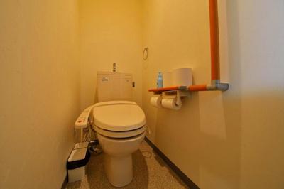 トイレ2か所有