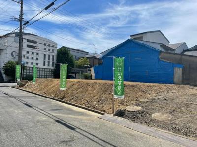 【外観】南田出井町 2区画売土地