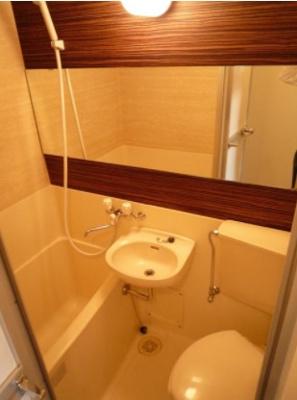 【浴室】パールシティ八広
