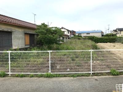 【外観】【売地】西脇中学校区・56659