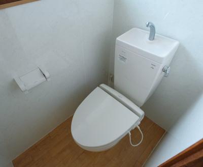 【トイレ】武久町二丁目K貸家