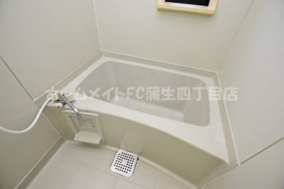 【浴室】サンビレッジ芳崎A棟