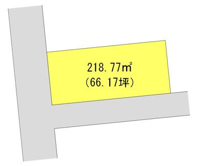 【外観】【売地】西脇中学校区・55186