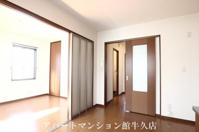 【居間・リビング】キャッスル花水木