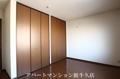 【寝室】キャッスル花水木