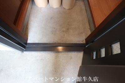 【玄関】キャッスル花水木