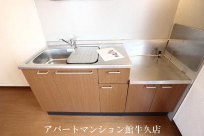 【キッチン】キャッスル花水木