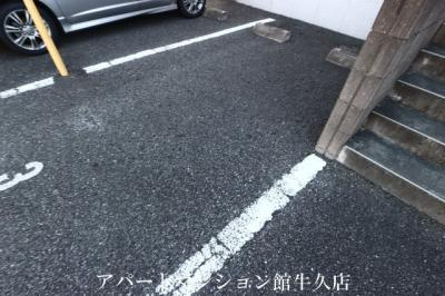 【駐車場】キャッスル花水木