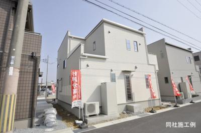 【外観:施工例】加東市喜田Ⅱ-4号地