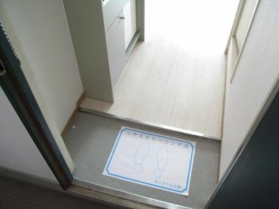 【玄関】レアレア放出21番館