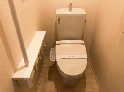 トイレも気になるポイント 【COCO SMILE】