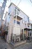 《2006年築!木造》横浜市鶴見区下末吉4丁目一棟アパートの画像