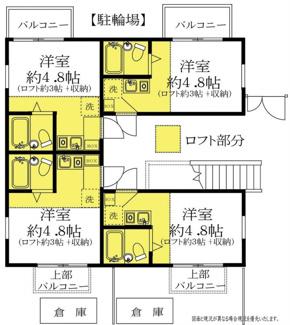 《2006年築!木造》横浜市鶴見区下末吉4丁目一棟アパート