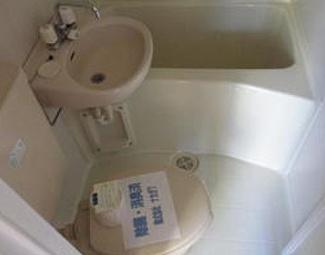 【浴室】《2006年築!木造》横浜市鶴見区下末吉4丁目一棟アパート