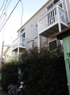 【外観】《2006年築!木造》横浜市鶴見区下末吉4丁目一棟アパート