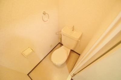 【トイレ】エミネンス白鳥