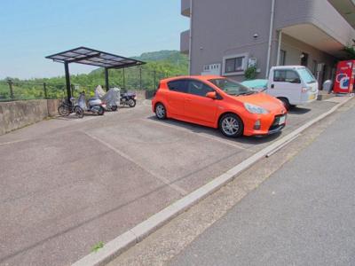 【駐車場】ヒルトップ平和台