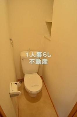 バス・トイレ別だから快適