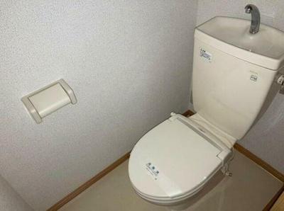 バストイレ別室です。