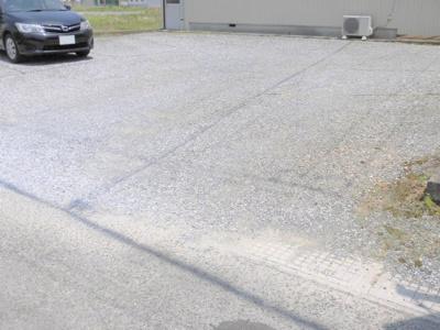 【駐車場】加藤貸家