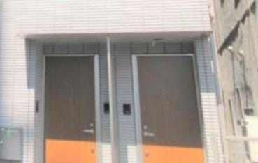 【玄関】浅草町ベルクサンヤ