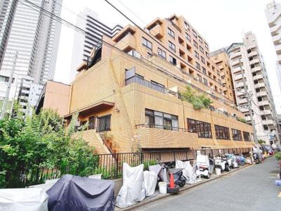 【外観】ライオンズマンション西新宿