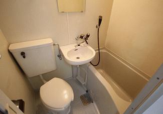 【浴室】《満室稼働中!》名古屋市中川区東中島町2丁目一棟マンション