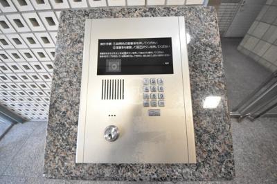 ファミール・リブレ梅田東 オートロック