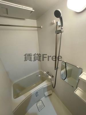 【浴室】LaCASA玉造 仲介手数料無料