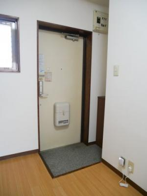 【玄関】メゾンリサイア