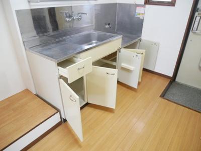 【キッチン】メゾンリサイア