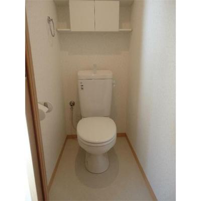 サンヴェルデのトイレ