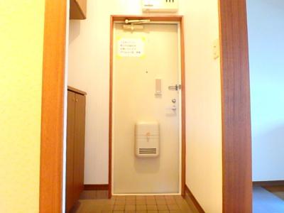 【玄関】アベニュー泉