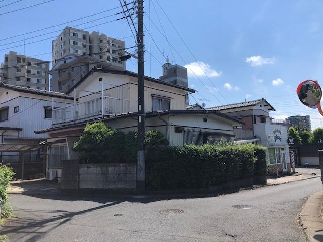 【外観】白梅2丁目土地