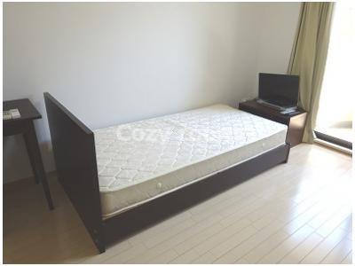 ベッドもあります。
