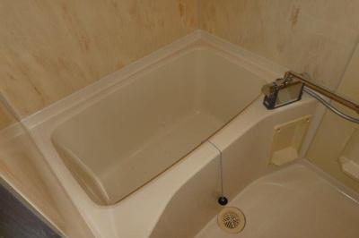 【浴室】グリーンパークふじや