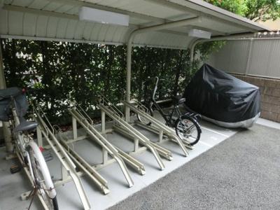 【駐車場】プラティーク戸越公園