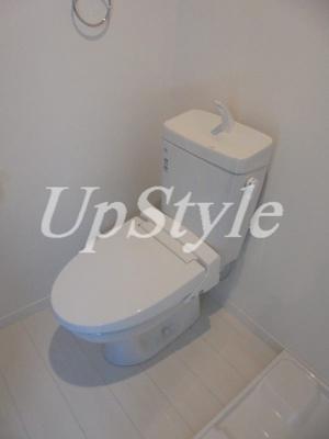 【トイレ】アーベインテラス駒込