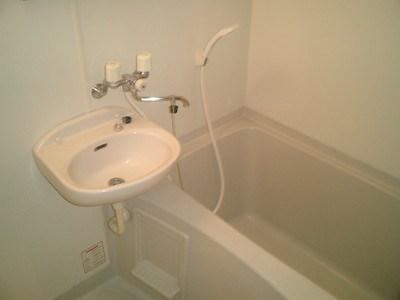 【浴室】ジュネス南林間2
