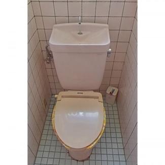 【トイレ】御望貸戸建