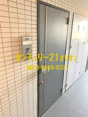 【玄関】GRAND TRUTH 桜台駅前-7F