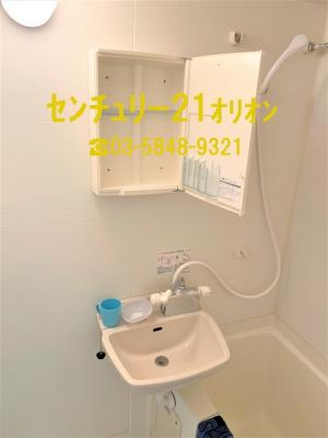 【洗面所】GRAND TRUTH 桜台駅前-7F