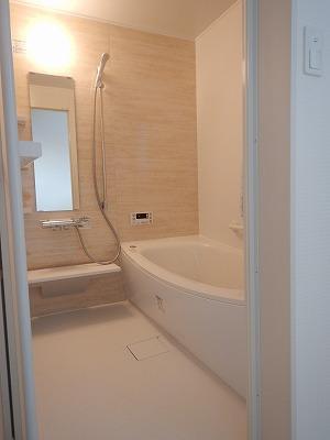 【浴室】グリーンボウ