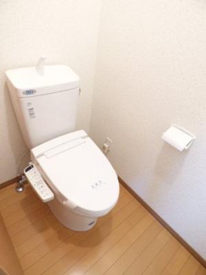 【トイレ】アイエスコーポ